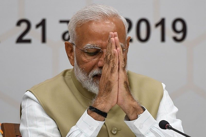 India's Modi on course for big election win