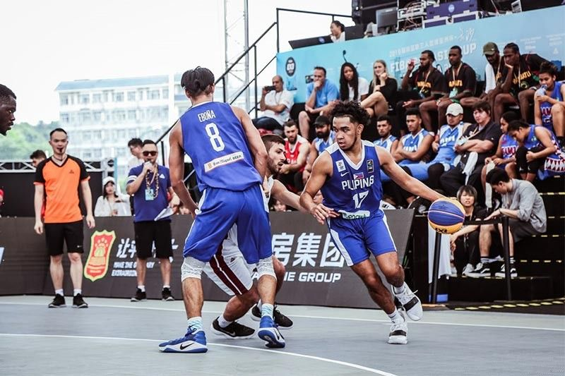 RJ Abarrientos takes charge for Ricci Rivero-less Gilas in win over Iran