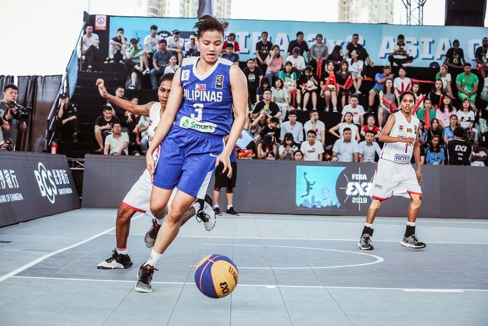 Gilas Women recover against Sri Lanka, face Australia in Asia 3x3 Cup QF
