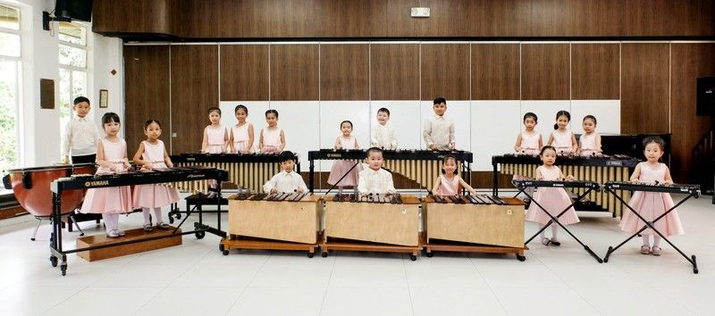 Philippine Montessori kids play their way to Carnegie Hall