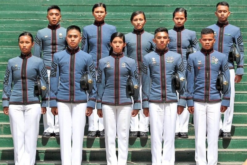 261 PMA cadets graduate with Mabalasik Class of 2019