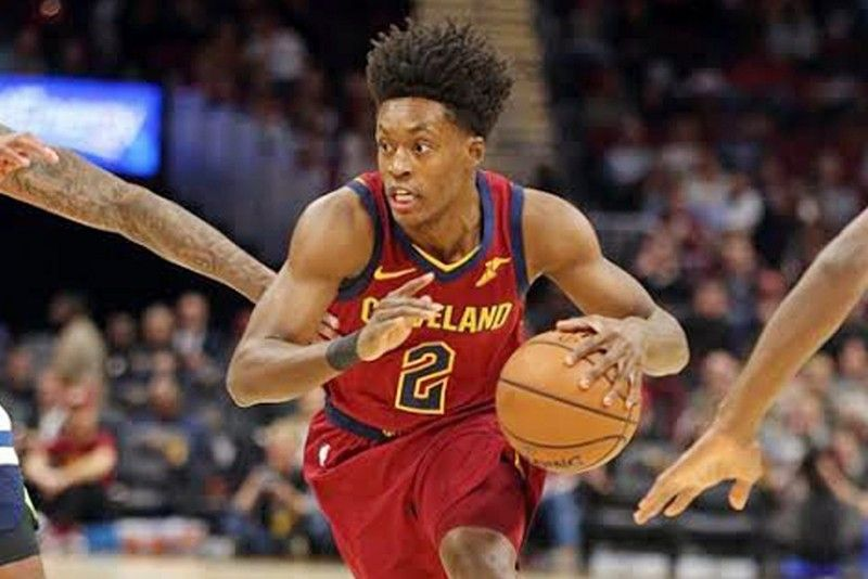 Collin Sexton shares his love for basketball with pinoy kids
