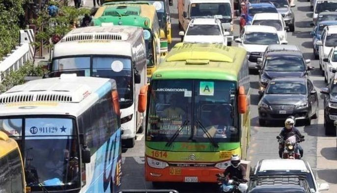 The MMDA started a dry run of the policy on April 22.