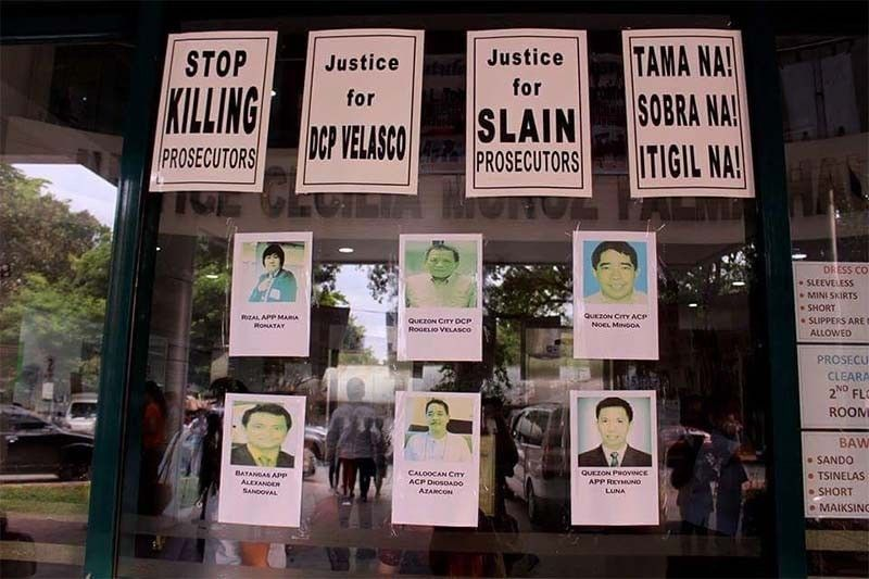 DOJ junks murder rap vs cops linked to QC fiscal's slay