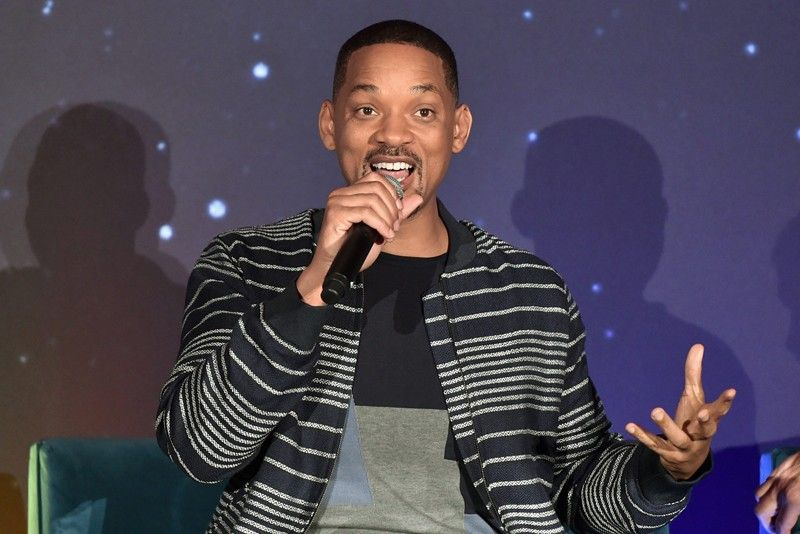 Will Smith finds freedom