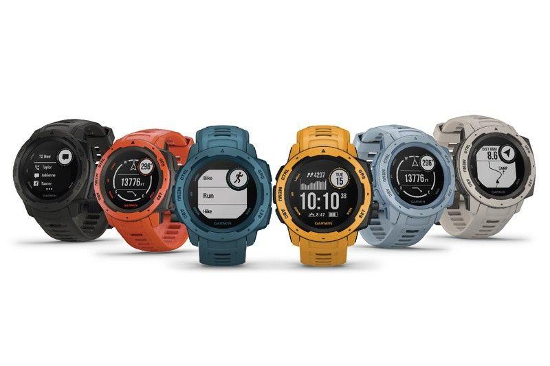 Garmin unveils Instinct: a GPS watch built tough for the