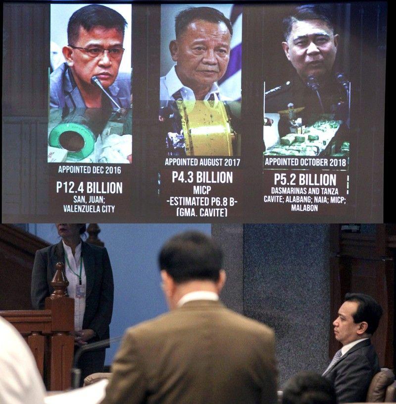 Bureau of Customs auctions off P1 billion shabu � Lacson