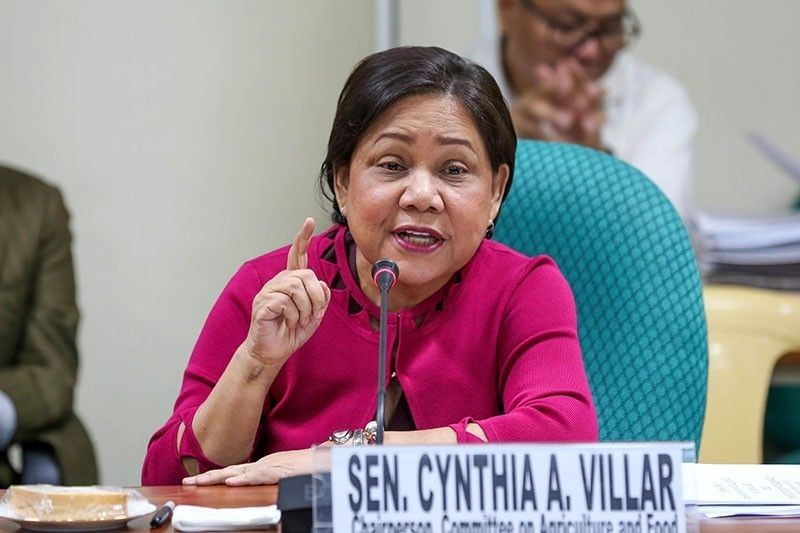 Marcos to 'stick to' Villar amid talk of push for Senate presidency