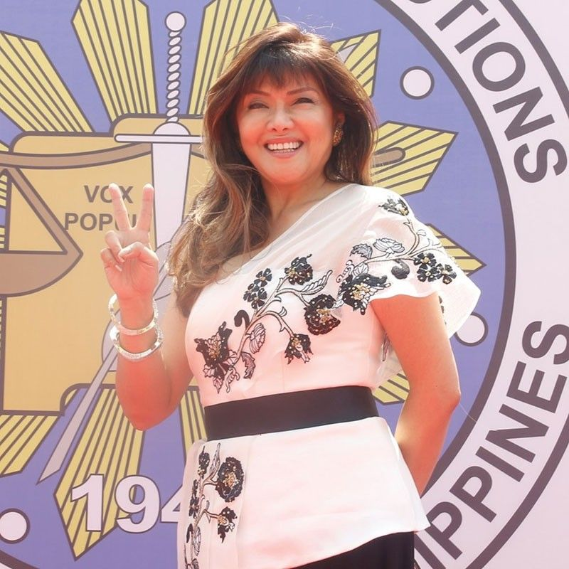 Imee urged not to block sale of Marcos jewelry