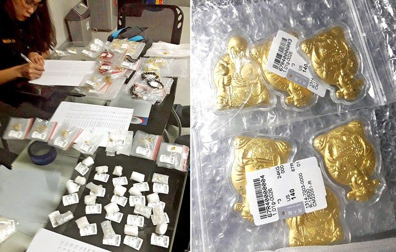 Chinese taxed P61 million for smuggling diamonds, jewelry
