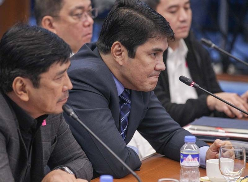 Police escorts for Erwin Tulfo, family pulled out