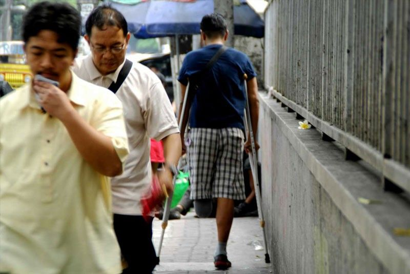House OKs bill mandating employers to hire PWDs