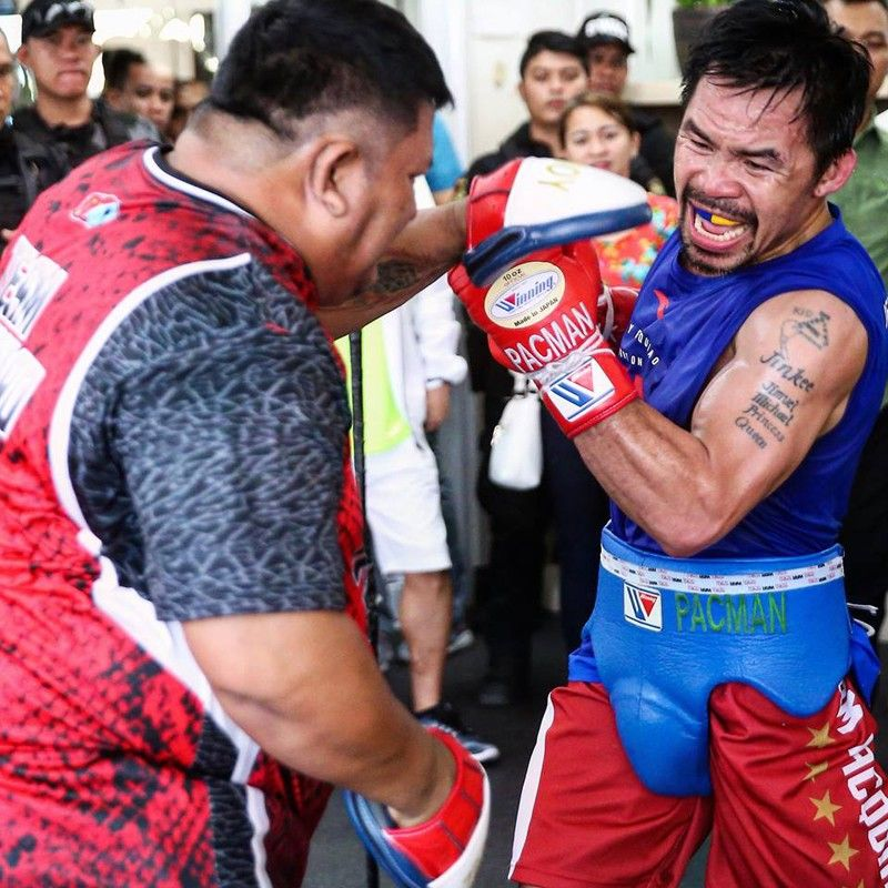 Flipboard: Boxing Schedule For 2019 Highlighted By Manny