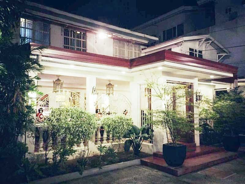 The House that Waltzed to Manila