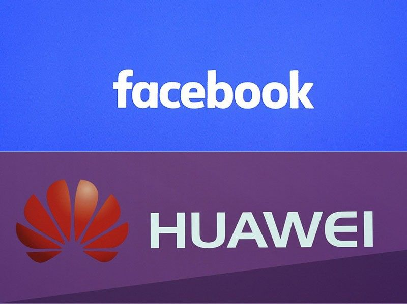 Facebook to cut off Huawei to comply with US sanctions