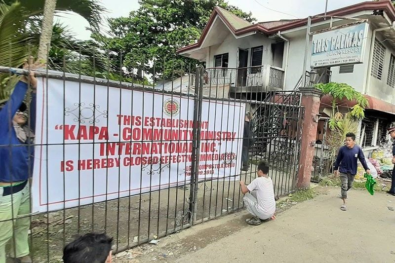File complaints, Kapa investment scam victims told