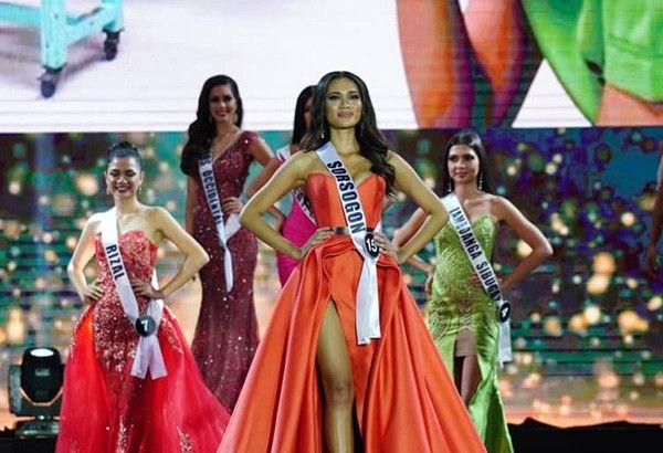 Heart Evangelista commissions Miss Sorsogon�s Binibining Pilipinas gown