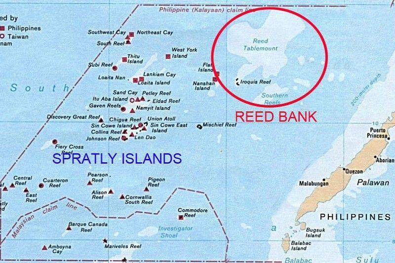 DND wants probe into collision near Recto Bank that sank Filipino fishing boat