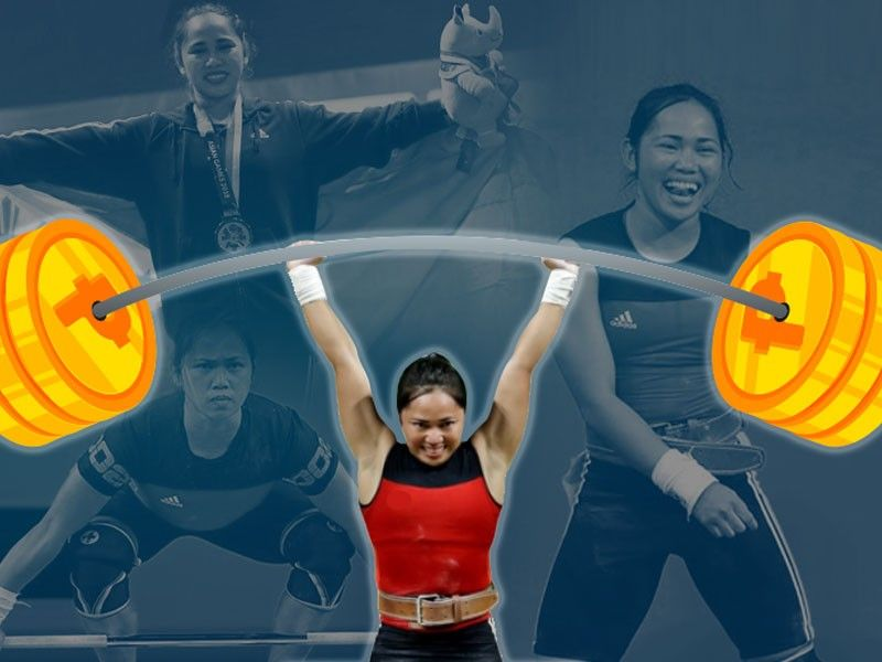 The price of an Olympic gold: Breaking down Hidilyn Diaz's money matters