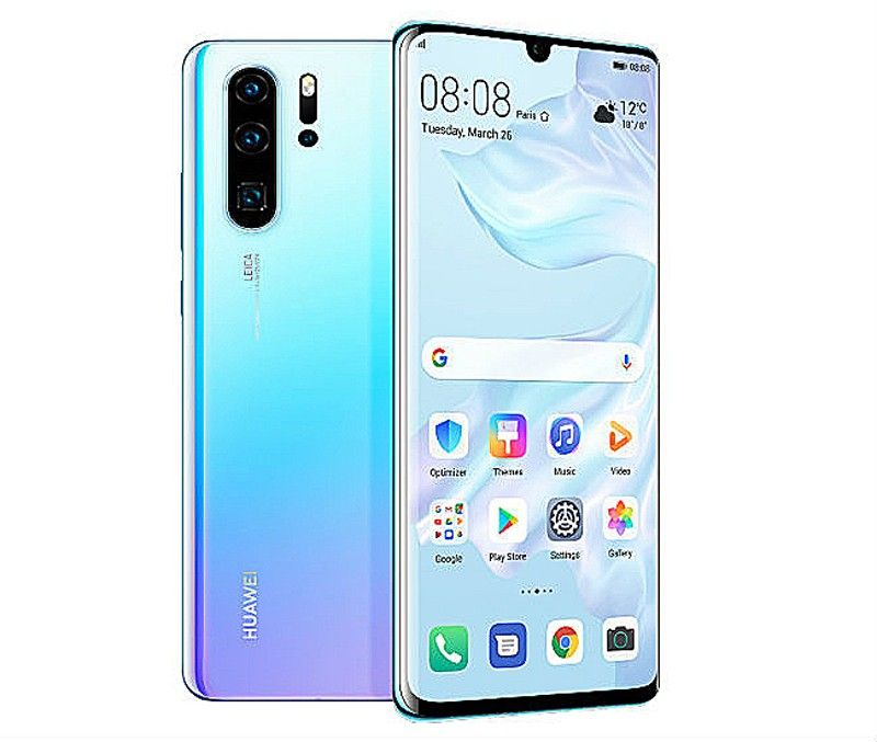 The Huawei connections