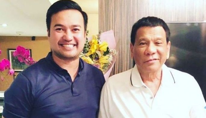 He said the term-sharing agreement was offered to him and Velasco during Duterte�s recent visit to Japan.