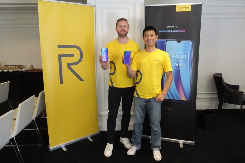 Realme takes its real-value products to Europe