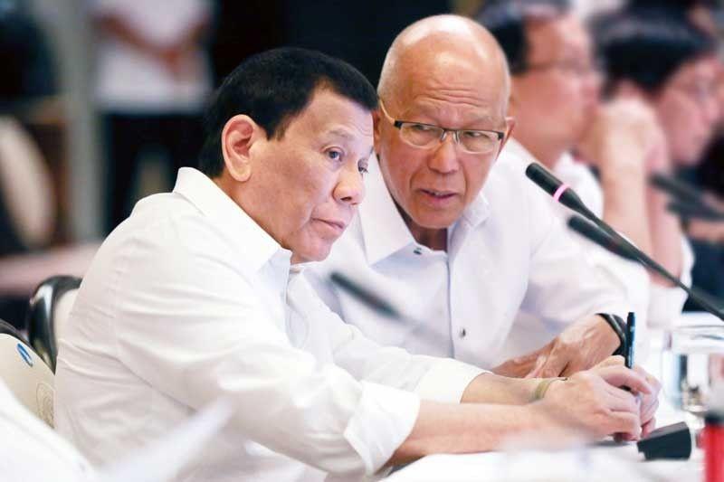 Duterte is pro-Filipino, not pro-China � Lorenzana