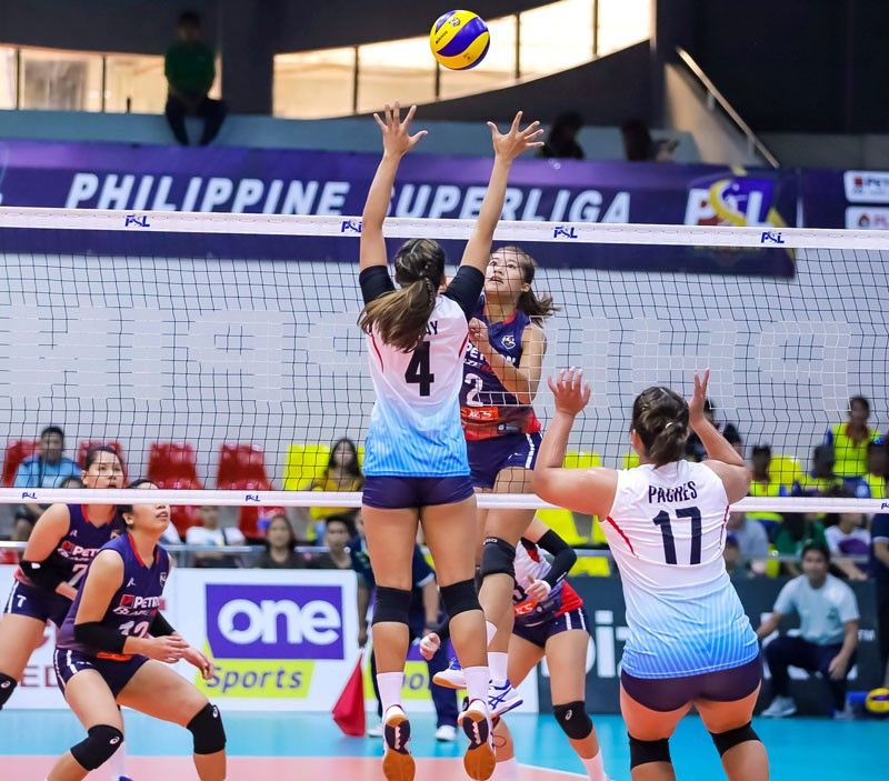 Petron steps on gas in PSL title campaign