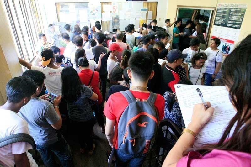 voter registration ph, <b> Tired of BS? Voter registration pushed back to September</b>
