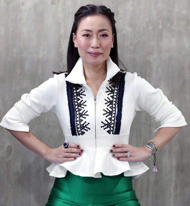 Marga Nograles� modern tribal fashion weaves its way to SM Aura