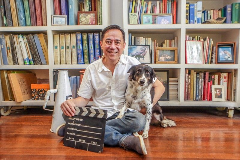 Audie Gemora: �Having a dog teaches us to be humane, Gives us the heart�