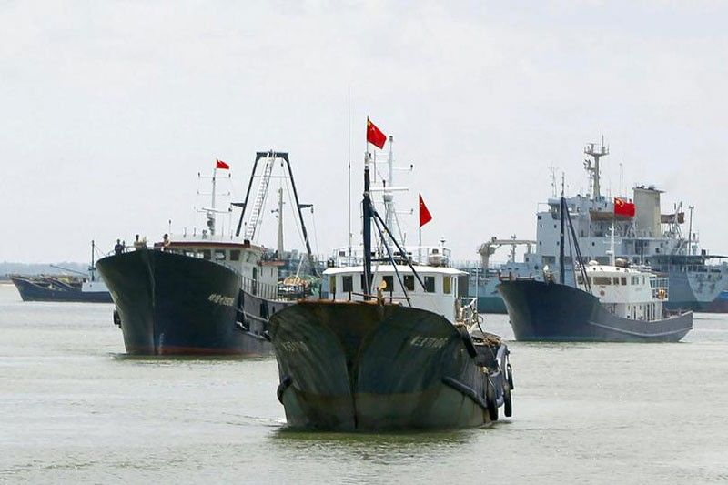 Chinese vessels spotted near Pagasa anew