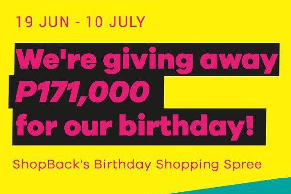 'Sale-abrating' 4 years of ShopBack: Great deals, no blah blahs, no kidding!