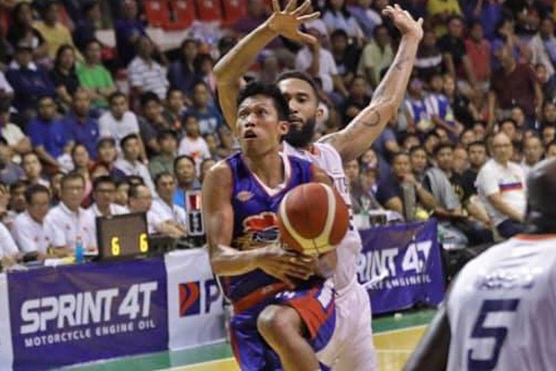 Mark Barroca keys hotshots� win