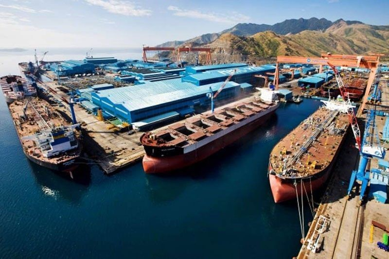 French firm Naval Group studies takeover of Hanjin Subic