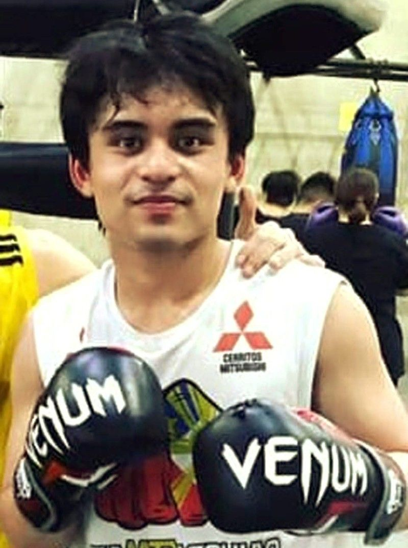 Jimuel Pacquiao: The rising son