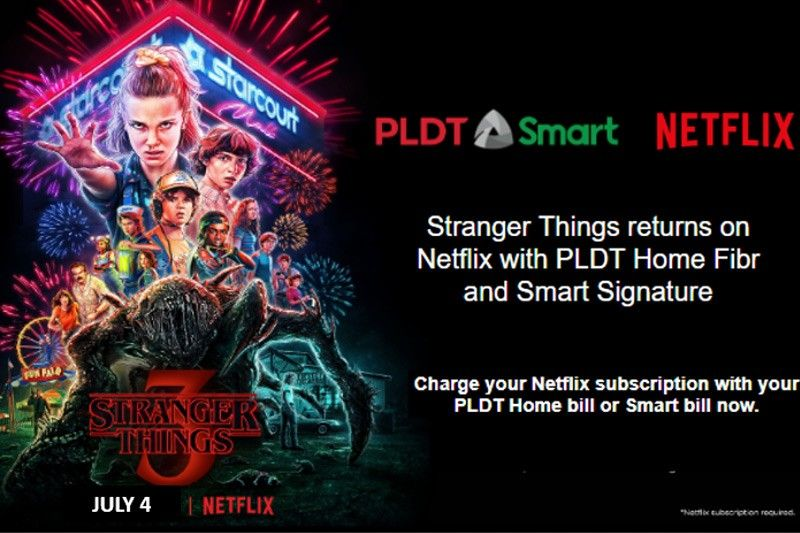 PLDT, Smart turn Manila upside down with the launch of new