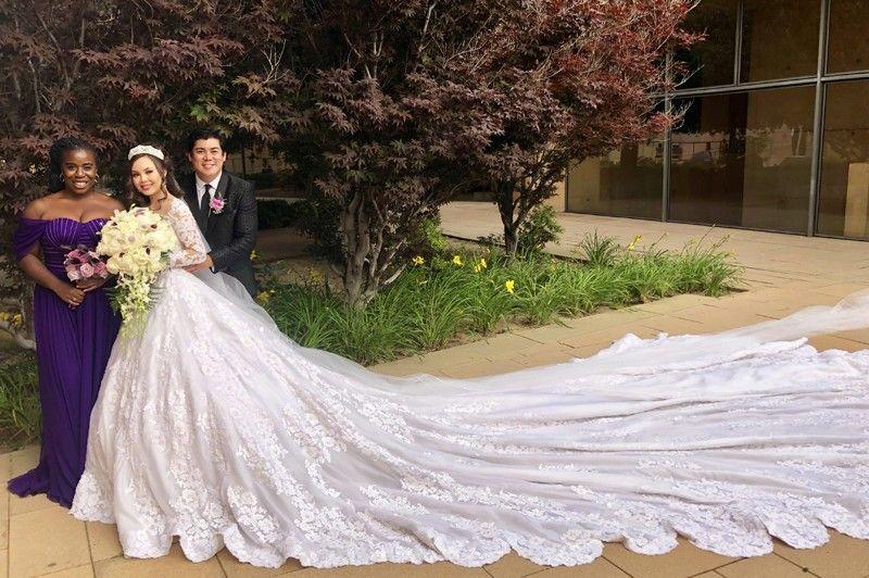 Anna Maria A Princess Bride In Oliver Tolentino Philstar Com