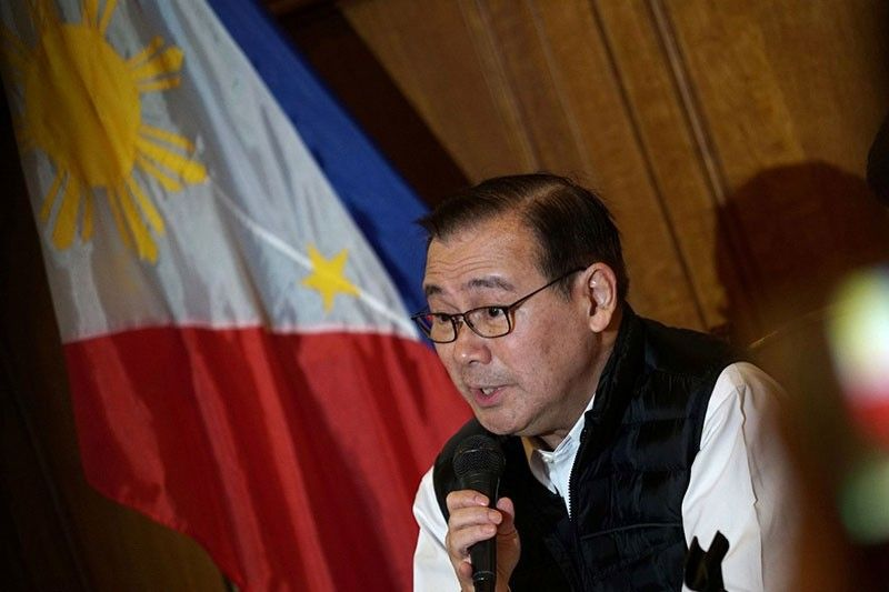 'It's pointless': Locsin says 'verbal' fishing deal with China not a policy