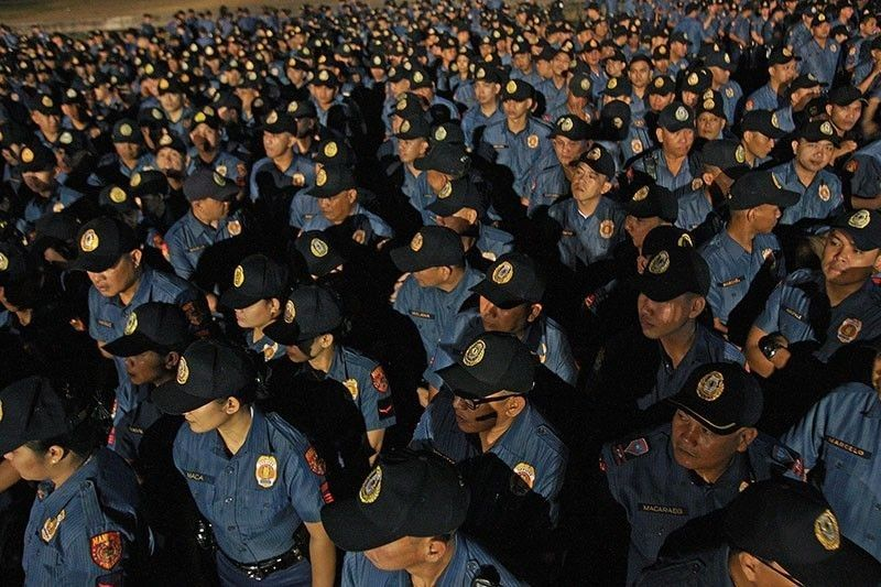 Higher pay means bad news for unfaithful cops