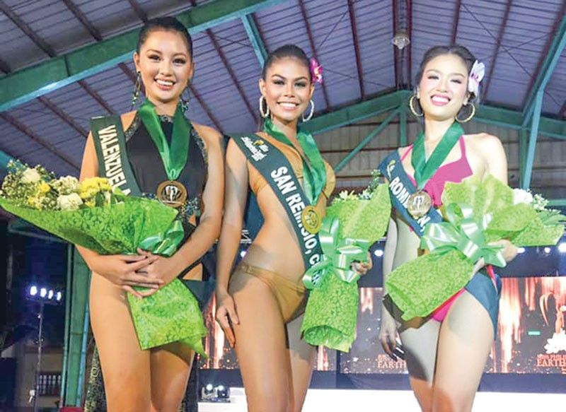 Cebu bet wins gold at MPE Swimsuit Competition