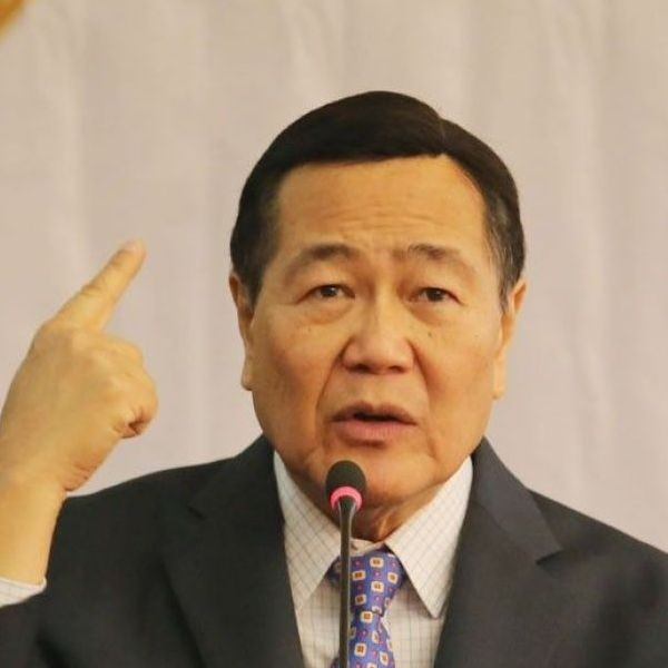Supreme Court Senior Associate Justice Antonio Carpio said this yesterday as he dismissed as a mere joke President Duterte�s pronouncements that he would invoke the MDT and ask the US to send its Seventh Fleet to the West Philippine Sea for a confrontation with Chinese forces.