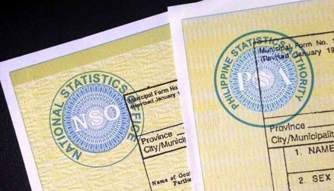 Under the bill, a �birth certificate certified and issued by the PSA (Philippine Statistics Authority) shall not expire and shall be considered valid at any time.�