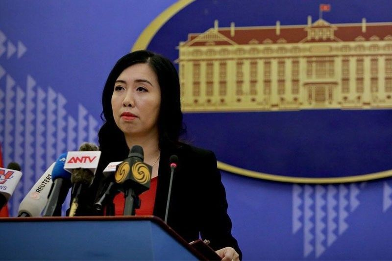 Vietnam criticises China over vessels in disputed waters