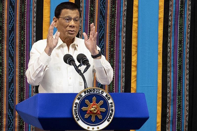 FULL TEXT: Duterte's 2019 State of the Nation Address