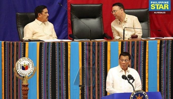 President Duterte�s pronouncement on the West Philippine Sea issue in his State of the Nation Address (SONA) on Monday may have been lost in translation � or pronunciation.