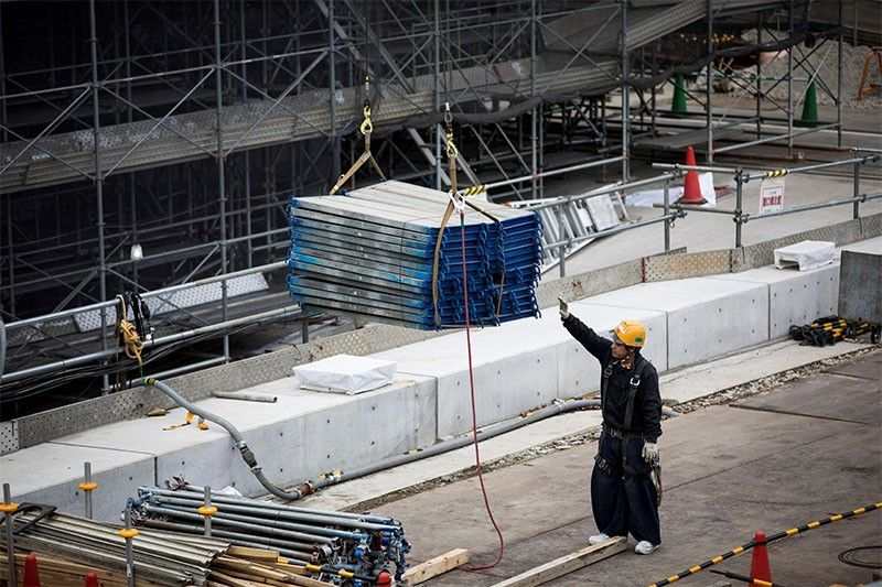 Tokyo Olympic construction race raises worker safety questions