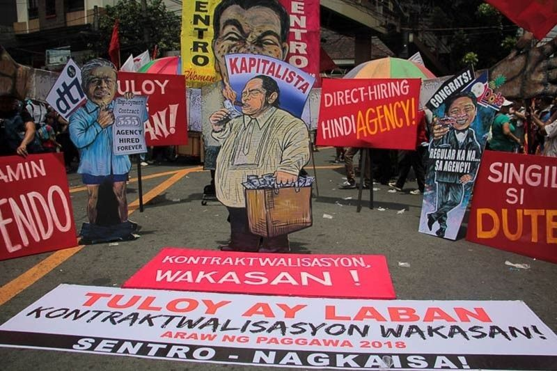 Why Duterte vetoed the anti-endo bill