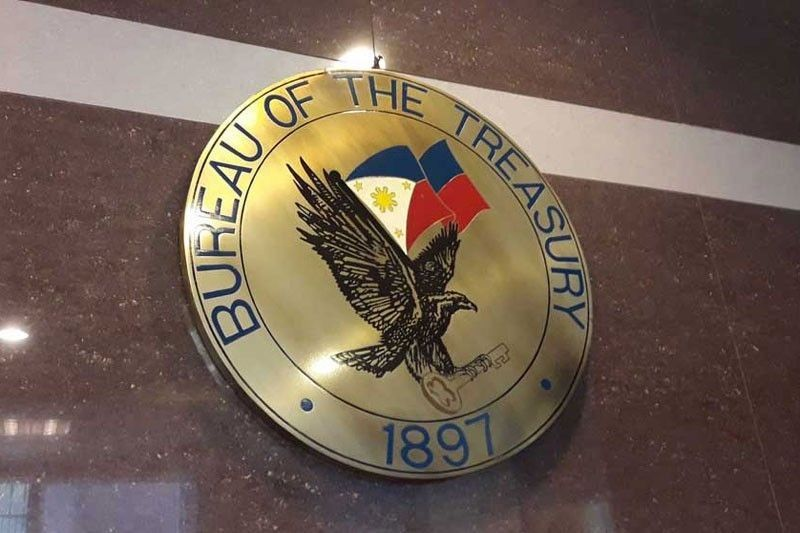 Government debt down to P7.869 trillion as of end-June