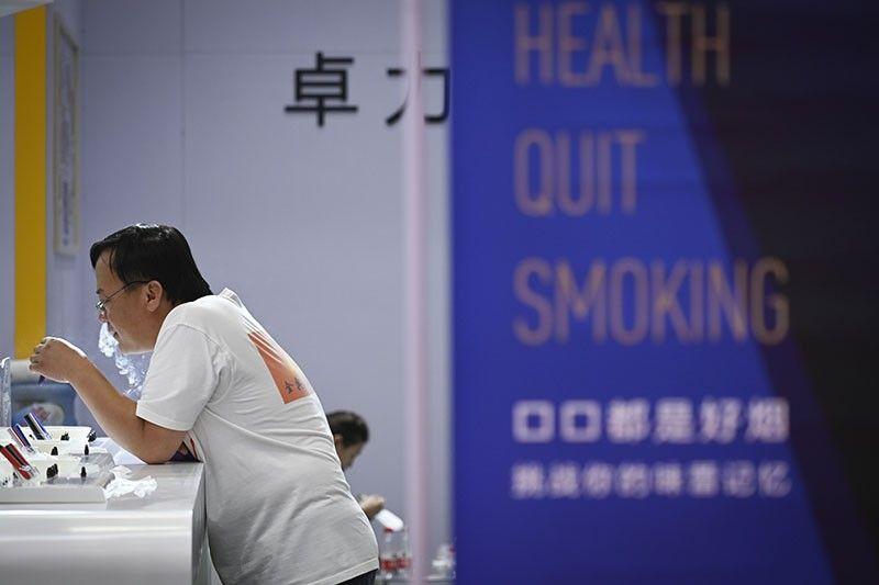 WHO says e-cigarettes 'undoubtedly harmful'